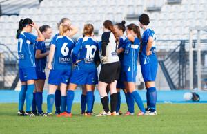 South Melbourne Women's FC v Bundoora United FC; Sportsmart WPL Round 6; 10 May 2014.