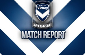 Header Melbourne Victory Women's Match Report