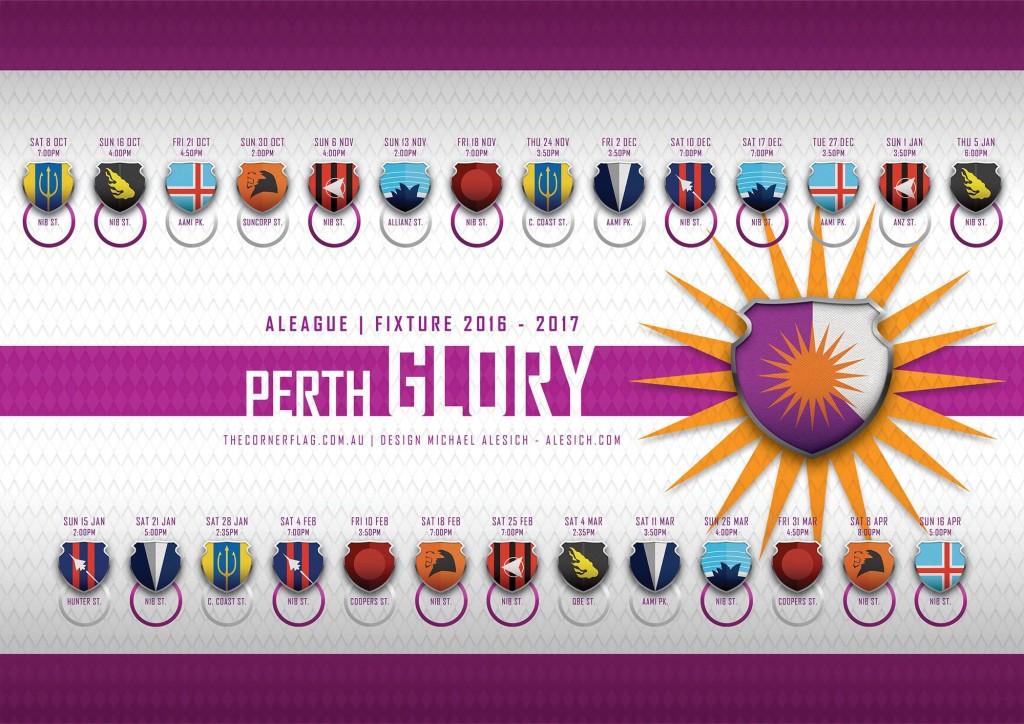 Perth Glory A-League 2016-17 Background