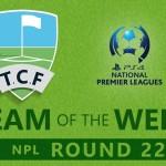 NPL Victoria Team of the Week: Round 22