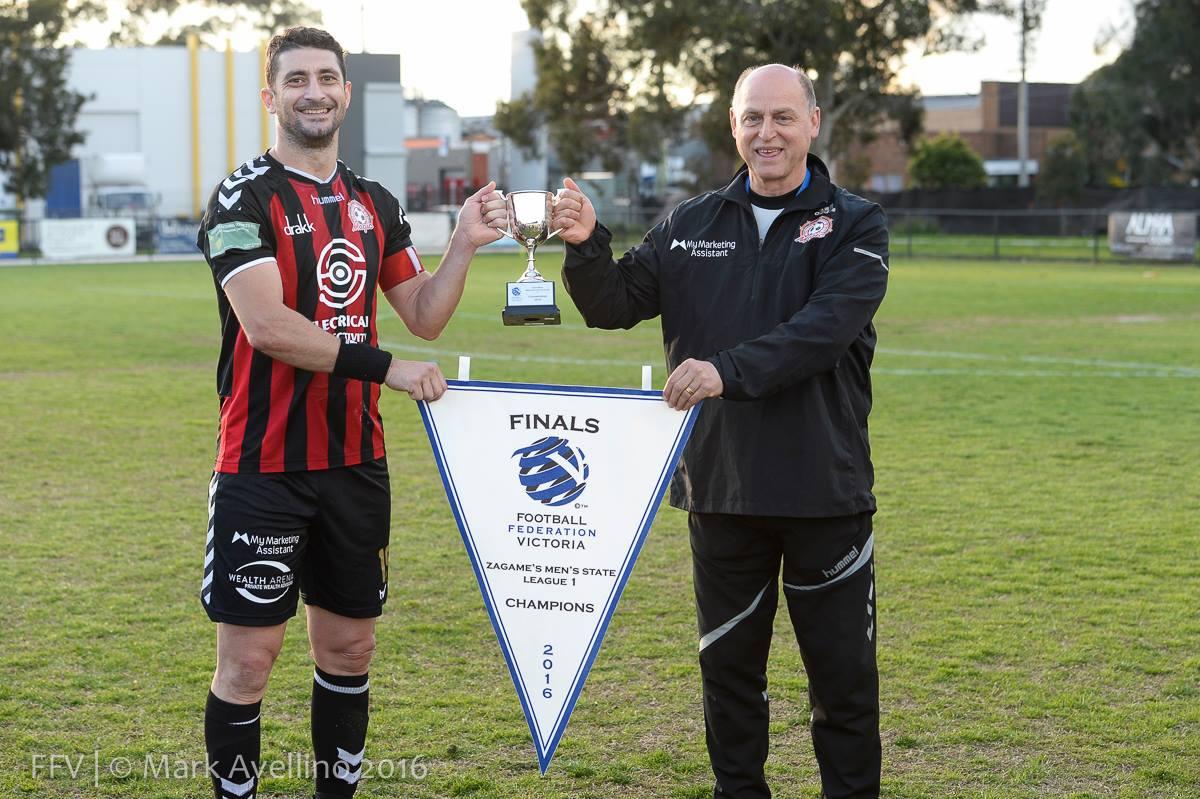 White Eagles Appoint Former Altona Championship Winner