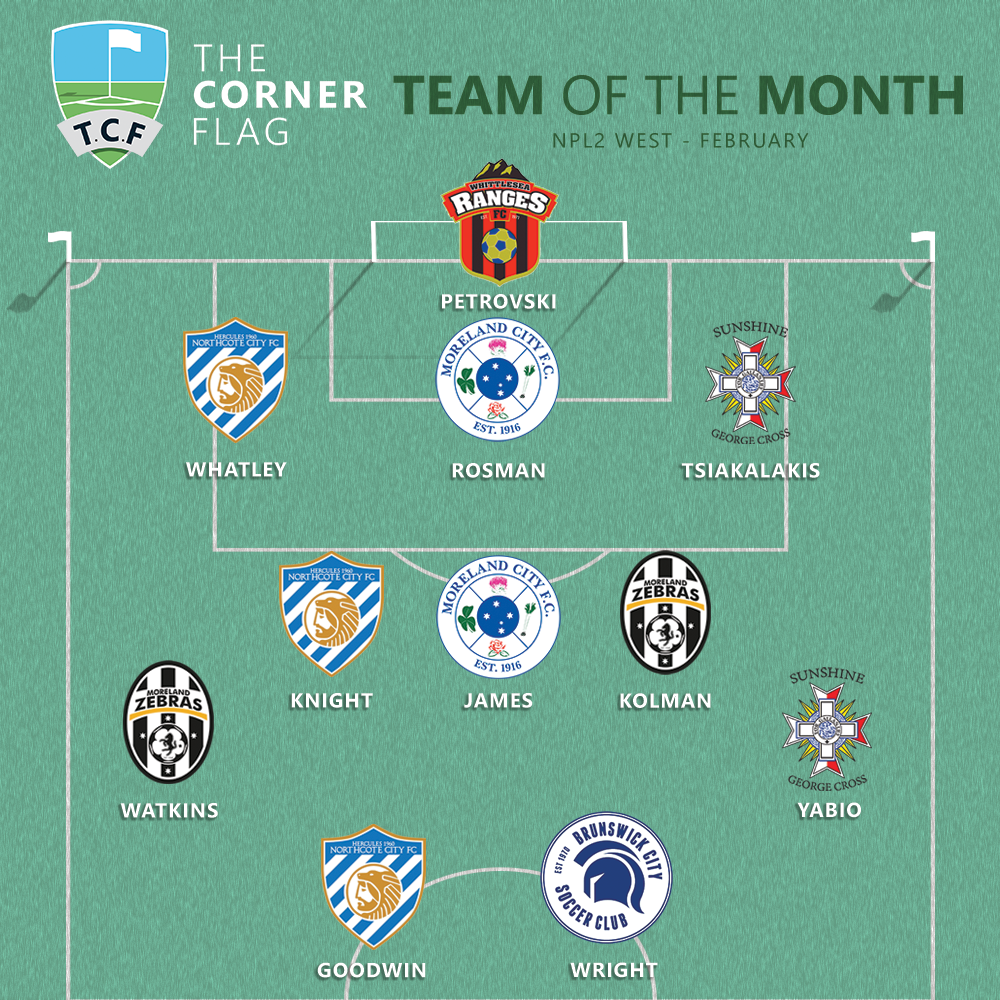 NPL2 West Team Of The Month: February