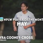 NPLW Victoria Player of the Month: May